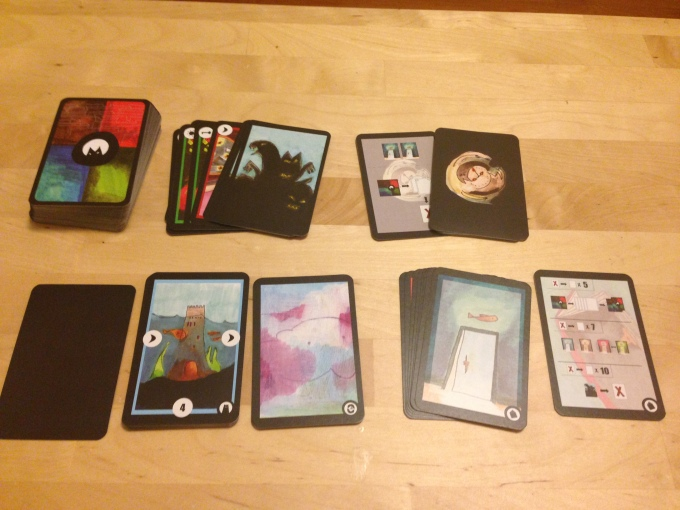 They may not look it, but the cards in Onirim are going to give you a really hard time.