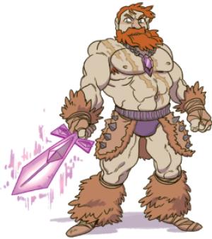 Kavaar the Mighty.