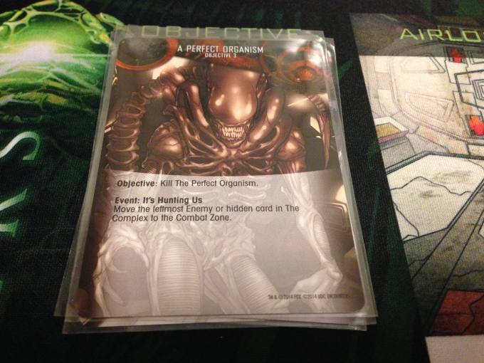 If you look *really* close, you might be able to tell what deck this card is from.