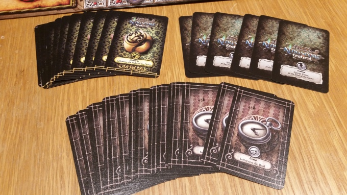 Lots of event, festival, and scenario cards will keep Kingsport Festival fresh for quite some time