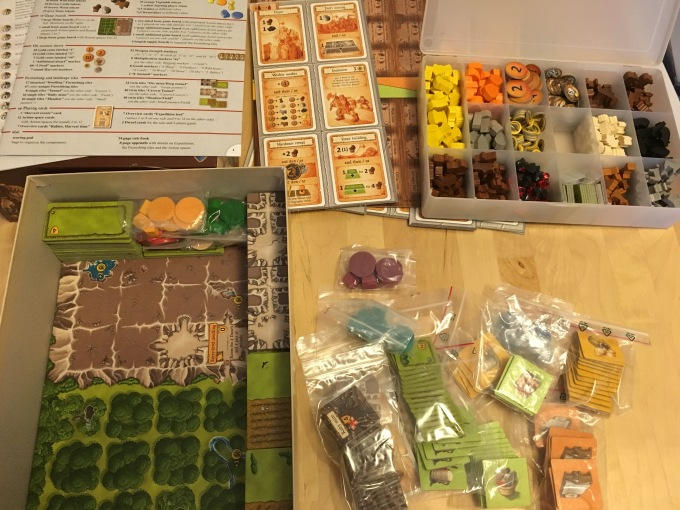 I really like you, Caverna, but you're kinda high maintenance.